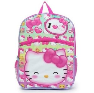 Hello Kitty Sanrio 5 piece set